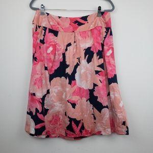 INC International Concepts Floral Circle Skirt